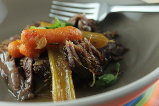 Beef Pot Roast Recipe - Paleo Plan