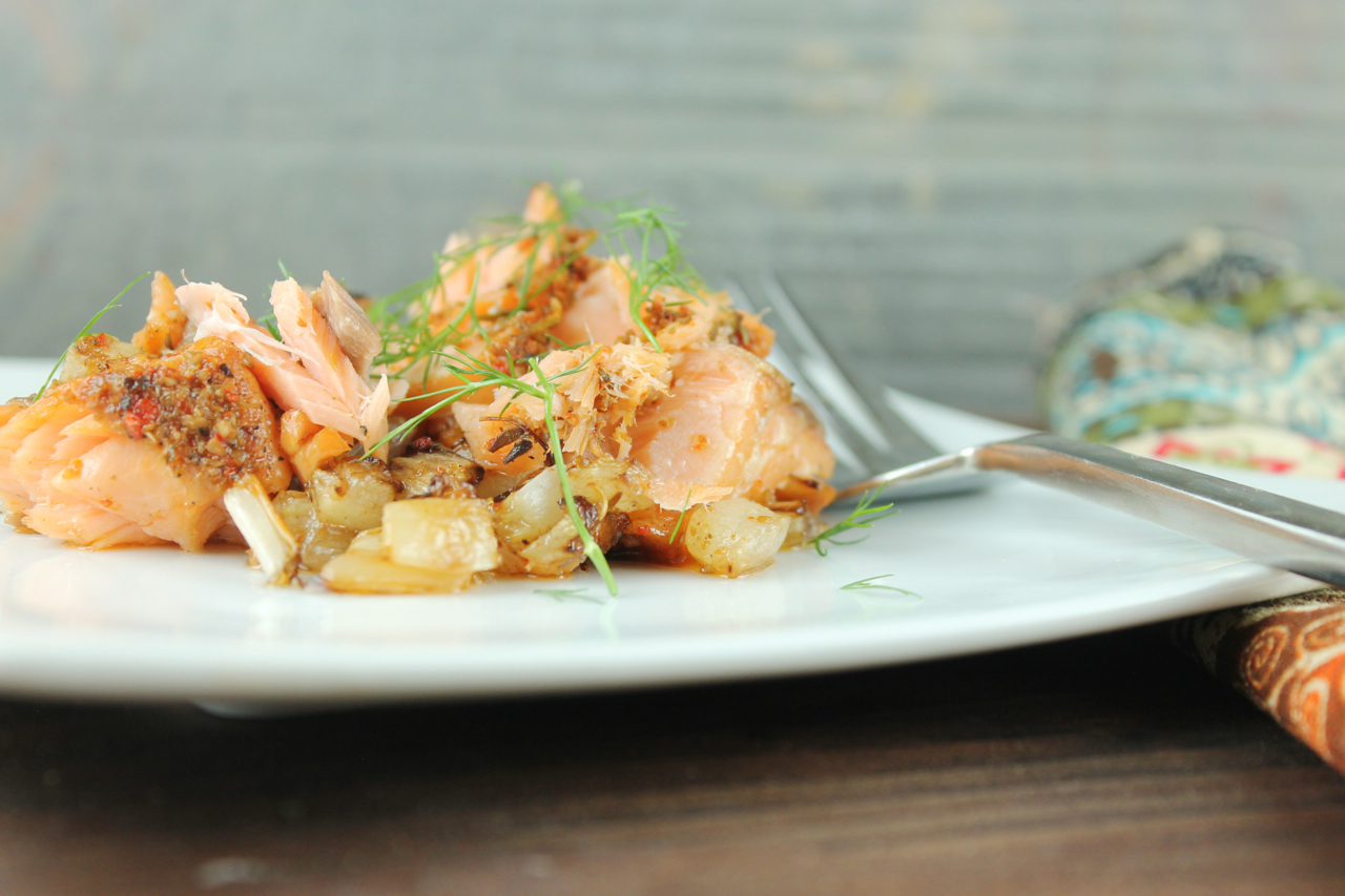Smoked Salmon and Fennel and Dill Recipe - Paleo Plan