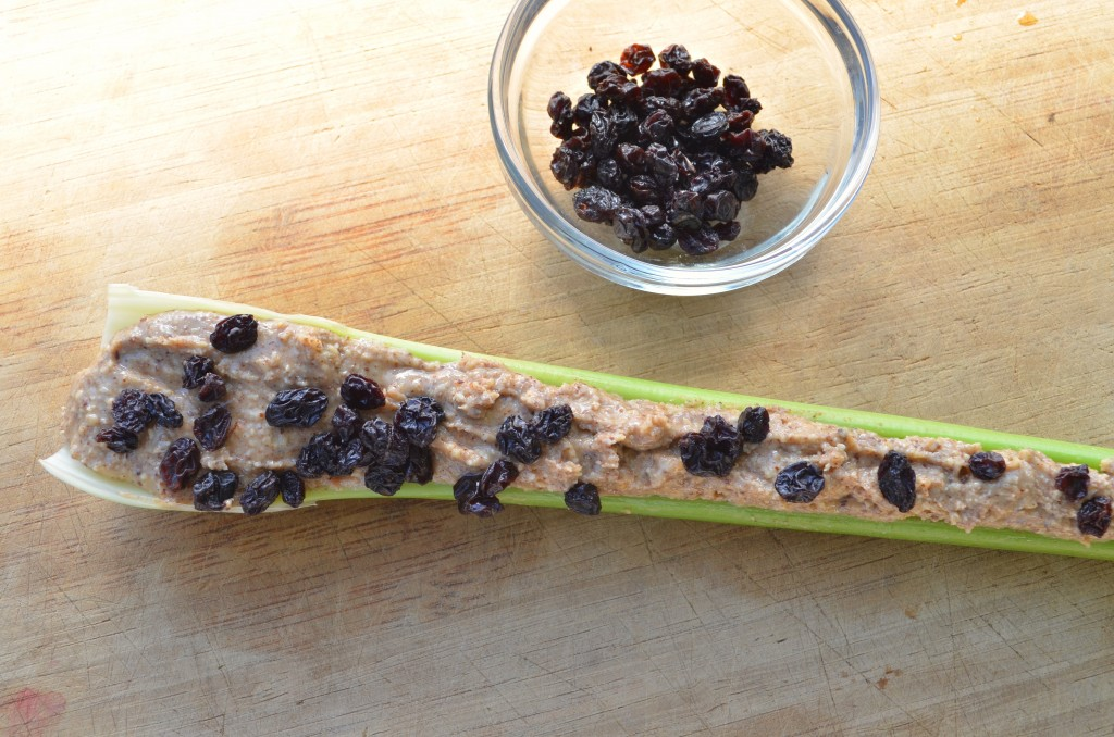 Ants On A Log Recipe Paleo Plan