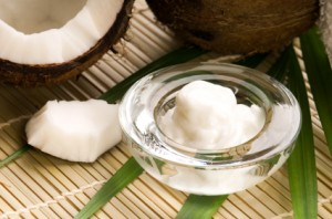 Coconut oil/saturated fat
