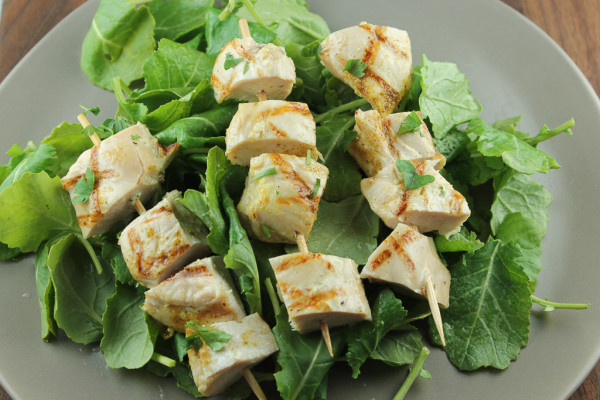 Grilled Chicken Kebabs with Garlic and Cumin-2