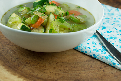 Light Vegetable Soup-3-sm