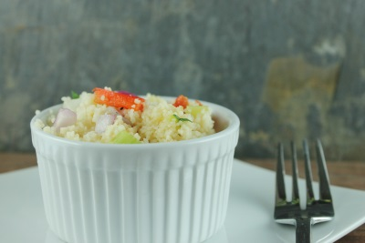 Cauliflower Couscous Salad