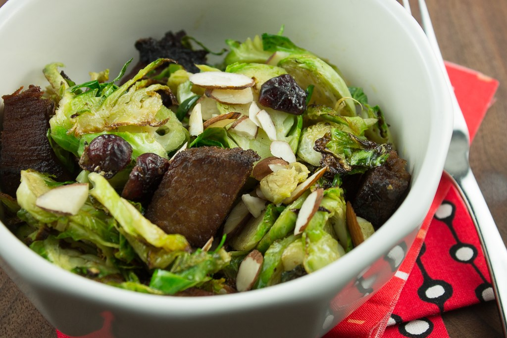 Steak and Brussels Sprout Skillet