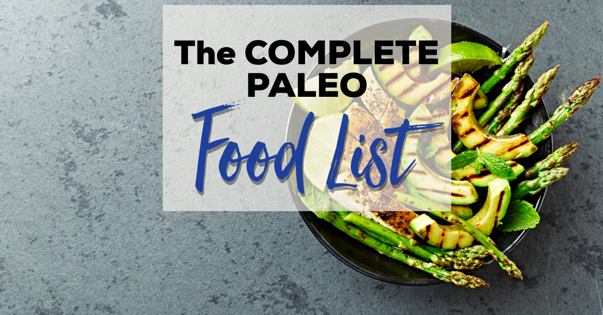 How to follow a strict paleo diet