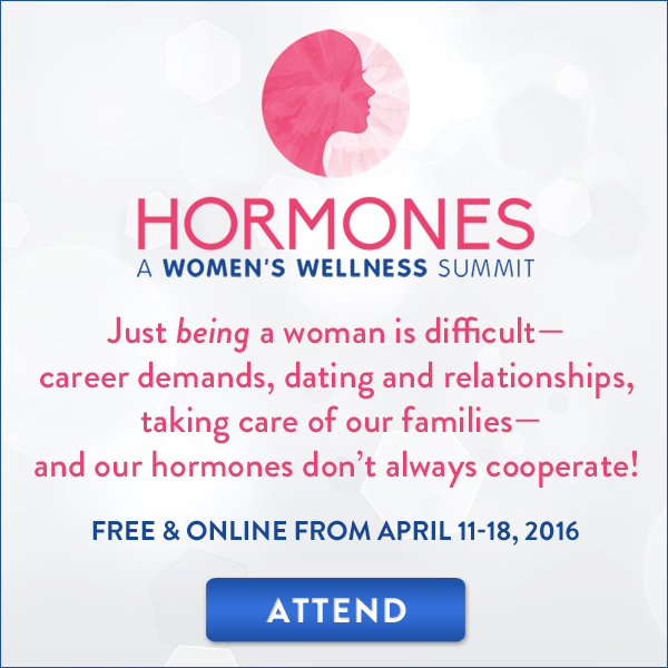 womens hormones summitt