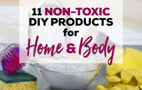 DIY home and body